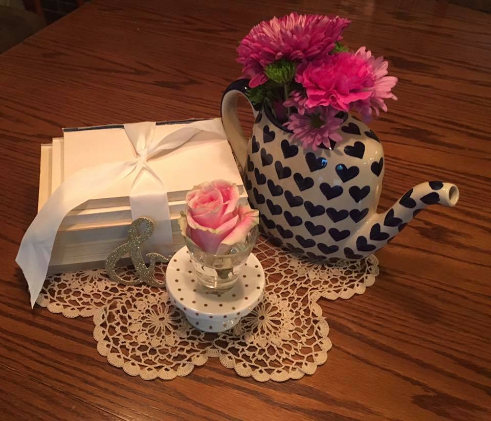 Romantic Literature Bridal Shower