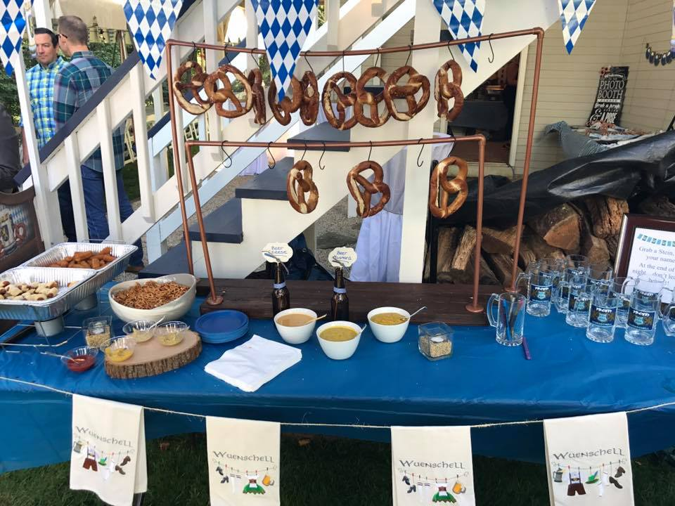 Oktoberfest Themed Party