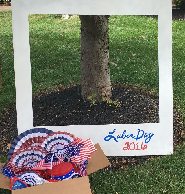 Labor Day Party Items