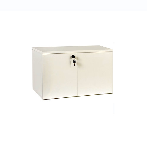 MAXe Base Cupboard with Doors, Lock, Brackets for 600mm Bay