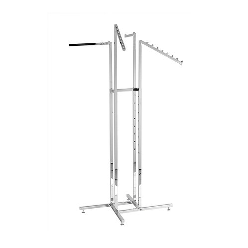 4 Way Rack Kit with 2 Straight & 2 Waterfall Arms