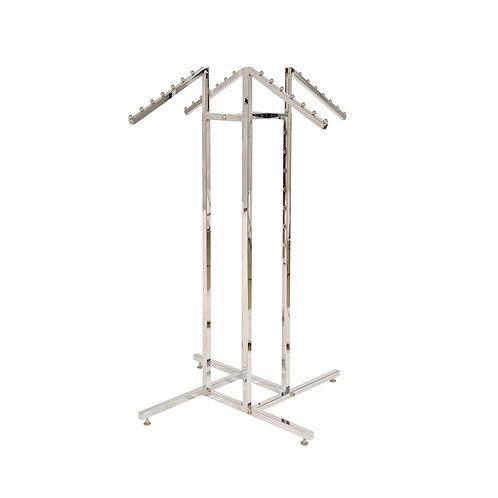 4 Way Rack Kit With 4 Waterfall Arms