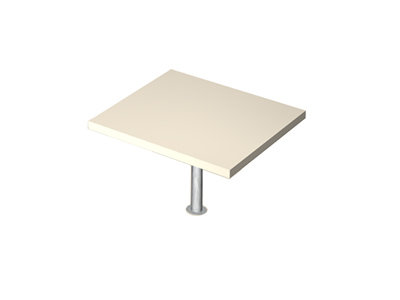 Puk Shelf 200mm High (25-DIY)