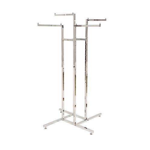 4 Way Rack Kit With 4 Straight Arms
