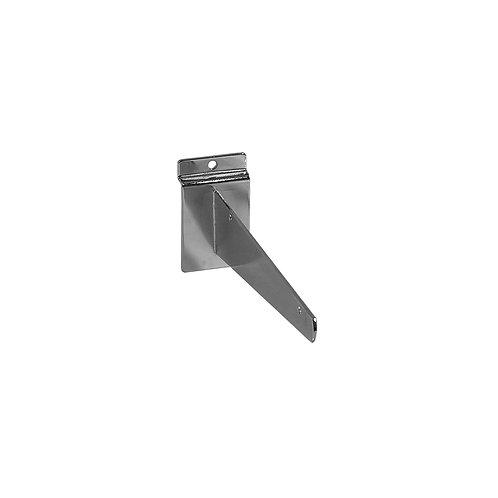 Slatwall Shelf Bracket 150 mm