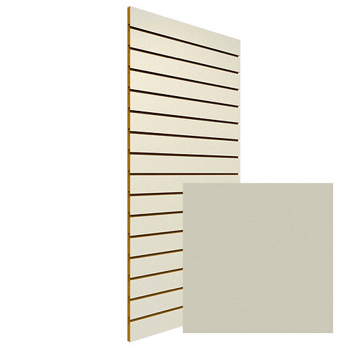 Paper Bark Slatwall Sheet