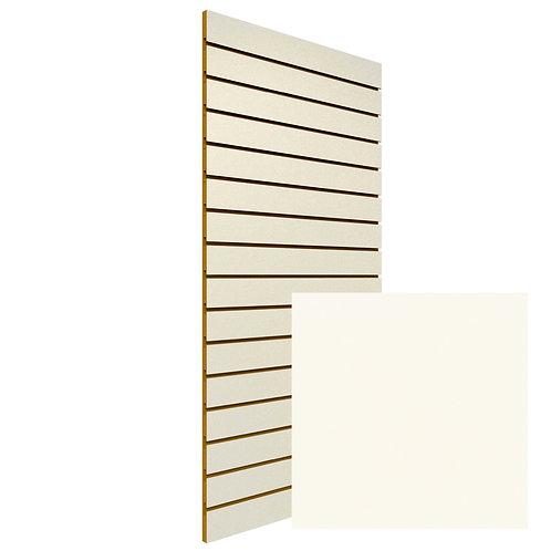 Gentle Beige Slatwall Sheet (Board Clearance - 1 Only!)