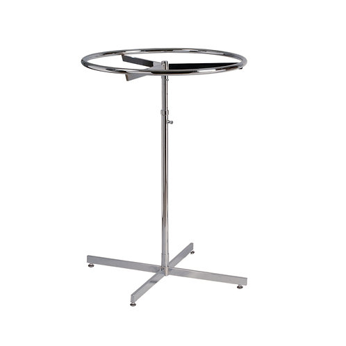 Round Rack Medium with Adjustable Height 840d
