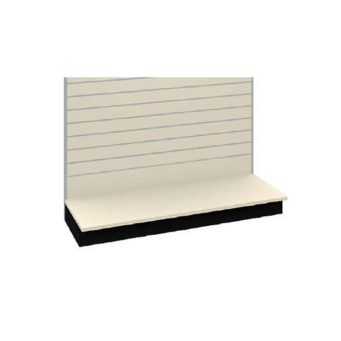 Display Plinth For Slatwall Panel (56-DIY)