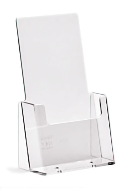 Freestanding DL Brochure Holder
