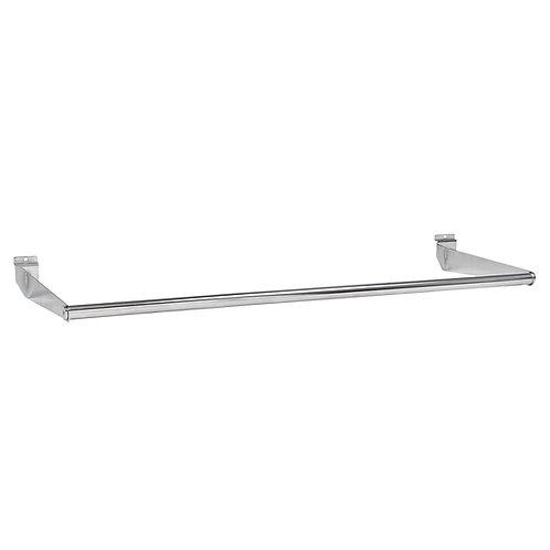 Slatwall Hangrail Kits for 1200mm Bay