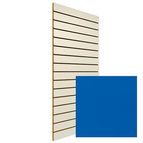 Memphis Blue Slatwall Sheet (Board Clearance - 1 Only!)