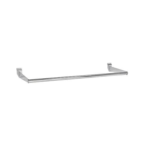 Slatwall Hangrail Kits for 900mm Bay