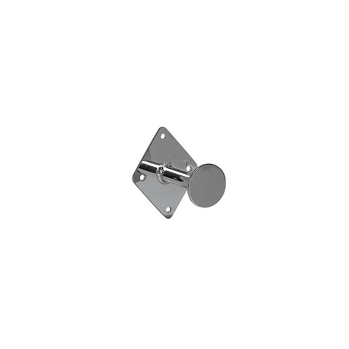 Wall Mount 80mm Dressing Room Hook