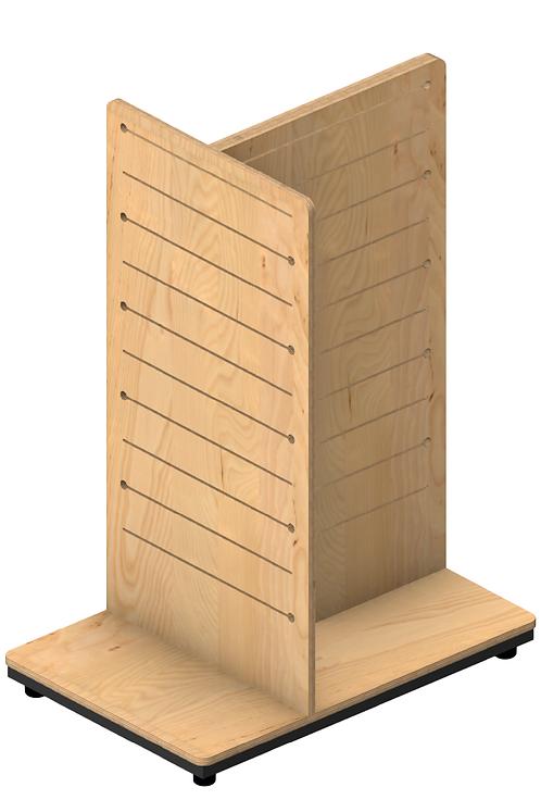 Plywood Pop Slot T-Gondola