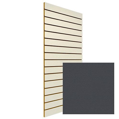 Charcoal Slatwall Sheet