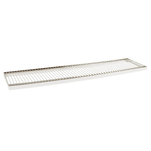 30mm Wire Metal Shelf to Fit 1200mm Bay 1193.5w x 300d