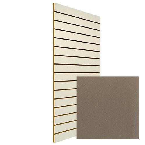 Scribe Slatwall Sheet (Woodgrain)
