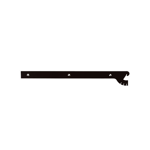 MAXe Multi Angle Bracket Set 400mm Deep, 30mm Thick Shelf