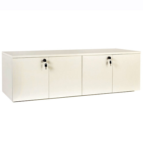 MAXe Base Cupboard with Doors, Lock, Brackets for 1200mm Bay