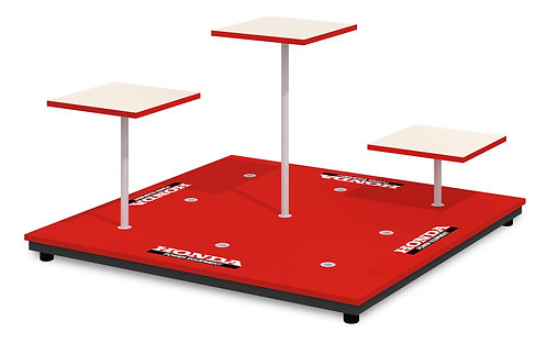 PUK Floor Plinth Set