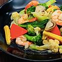 Vegetable Stir Fry | ผัดผักรวม