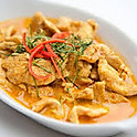 Penang (Red) Curry Chicken | แกงแพนงไก่