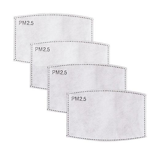 PM2.5 Activated Carbon Filter (10pcs)