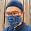 Thumbnail: Cotton Masks with Filter Pockets
