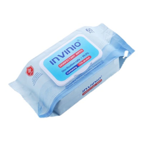 Sanitizing Alcohol Wipes