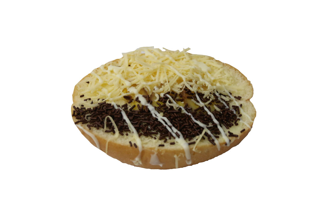 Slice Banana Choco Cheese
