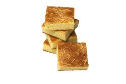Mini Cheese Brownies