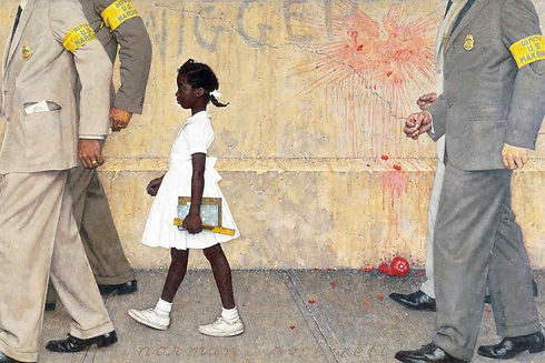 Norman-Rockwell-The-Problem-We-All-Live-