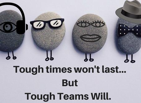 Perseverance & Week 7