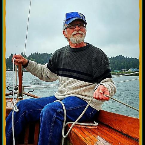 Master Boat Builder Rick Johnson