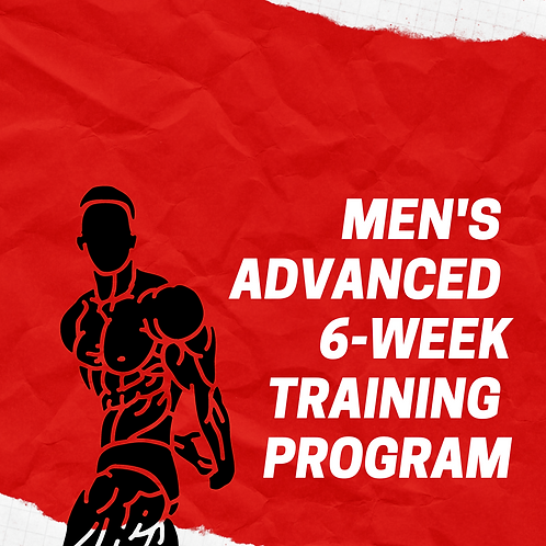 Men's Advanced Program