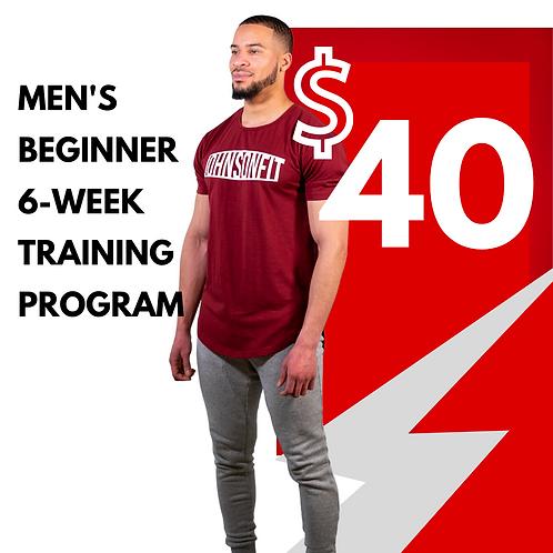 Men's Beginner Program
