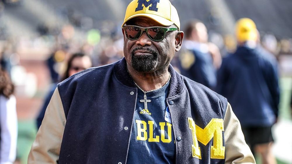 Legend Touchdown Billy Taylor, Michigan State