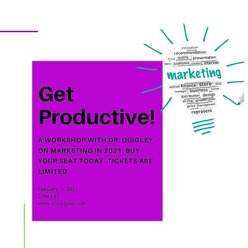 Get Productive Feb Meeting
