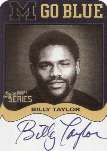 Official Billy Taylor
