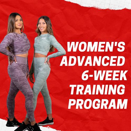 Women's Advanced Program