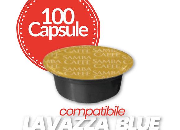 Compatibile LAVAZZA BLUE - 100 CAPSULE