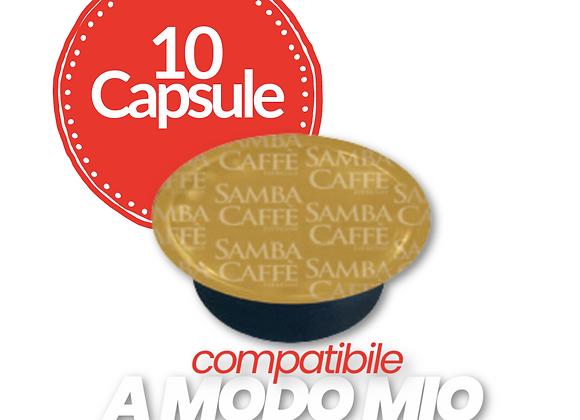 Compatibile A MODO MIO - 10 CAPSULE