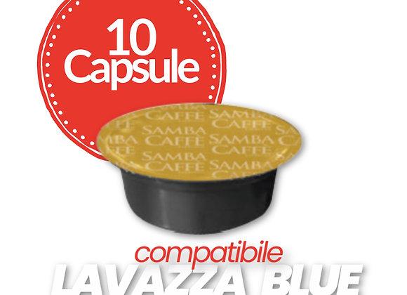 Compatibile LAVAZZA BLUE - 10 CAPSULE