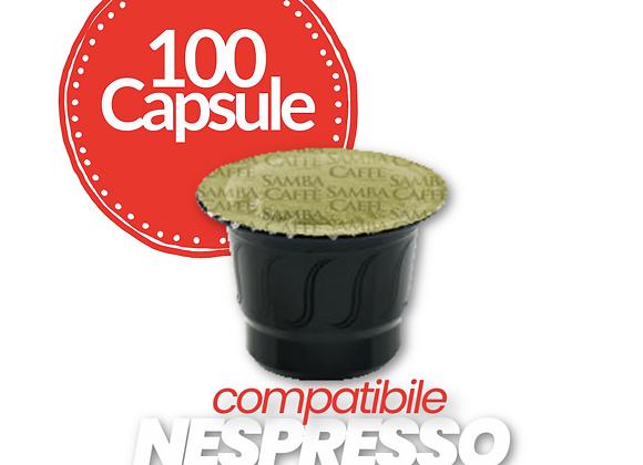 Compatibile NESPRESSO - 100 CAPSULE