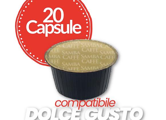 Compatibile DOLCE GUSTO - 20 CAPSULE