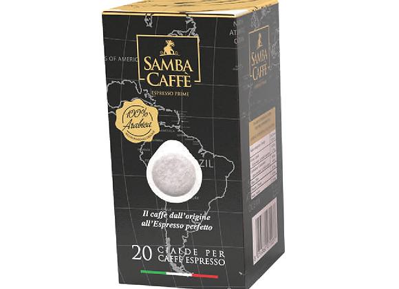 Confezione 20 Cialde - 100% Arabica