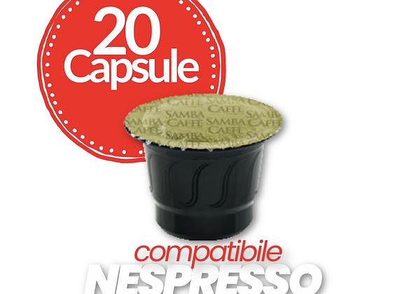 Compatibile NESPRESSO - 20 CAPSULE