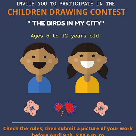 Invitation for Children in Lane County!