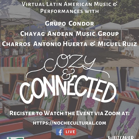 Virtual presentation of Charerria, Music, and Latin American Dance